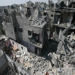 A report about the Israeli agression against Gaza strip during June 2014
